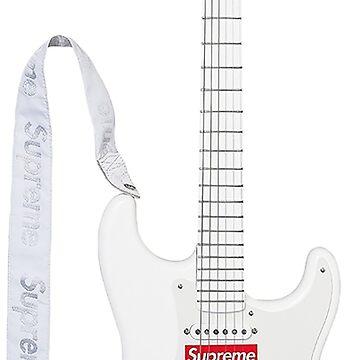 Supreme Fender Stratocaster by lukamalatest
