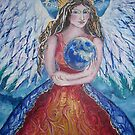 Earth Angel by Cheryle  Bannon
