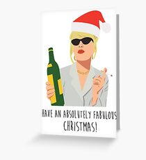 Have an absolutely fabulous Christmas Greeting Card