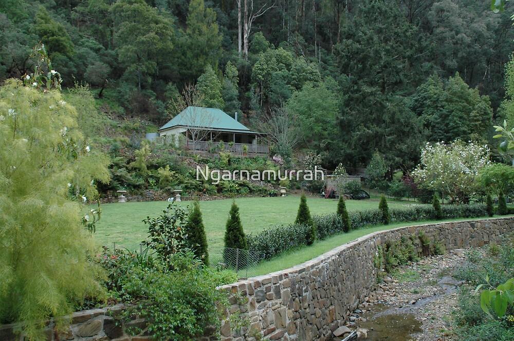 cottage 2 by Ngarnamurrah
