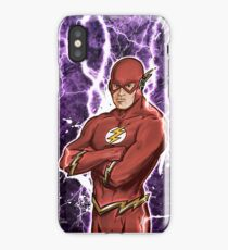 Fastest Man Alive iPhone Case