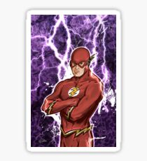 Fastest Man Alive Sticker