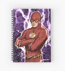 Fastest Man Alive Spiral Notebook
