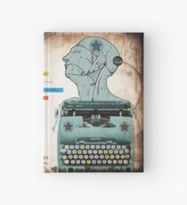 Static Grate Hardcover Journal