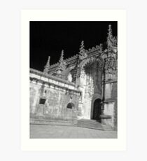 Convent of Christ Art Print