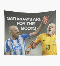 Saturdays are for the Mooys Wall Tapestry