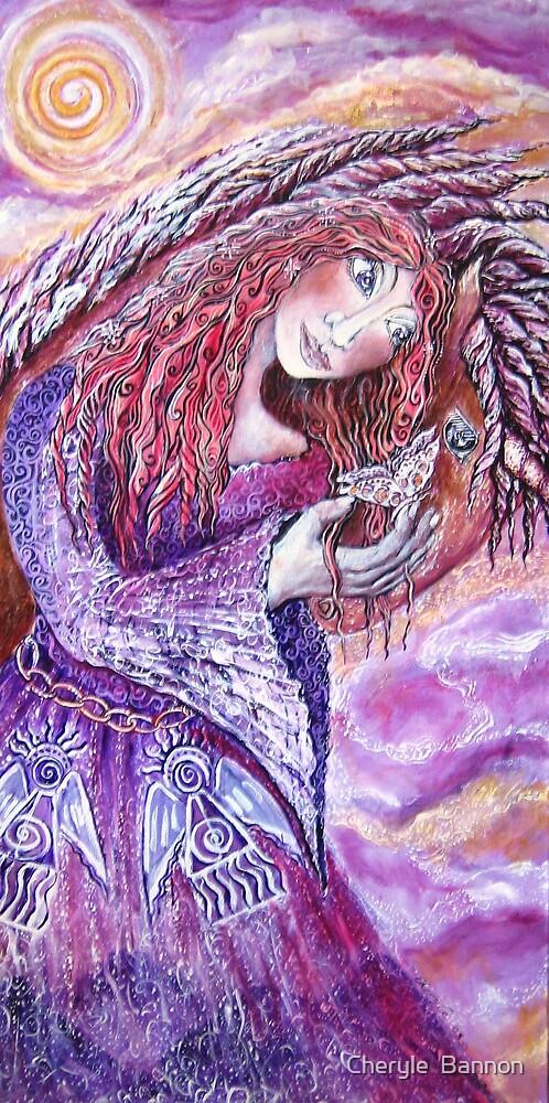 Wonder by Cheryle  Bannon