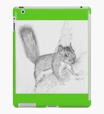Bushy Tailed iPad Case/Skin