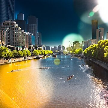 Good Afternoon Melbourne by AndrewWilson