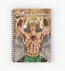 The Bird Man Spiral Notebook