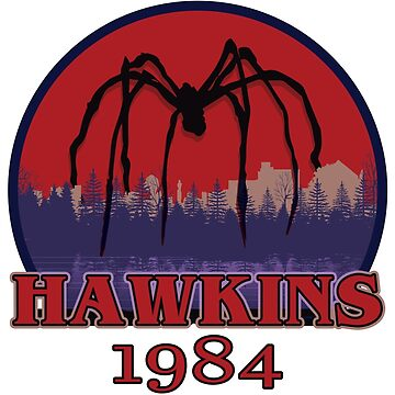Hawkins Shadow Monster 1984 by Numnizzle