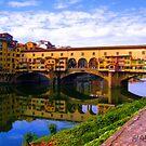 Ponte Vecchio by photorolandi