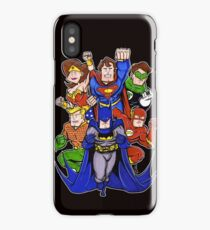 Super Heroes  iPhone Case