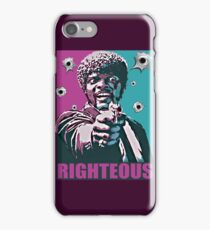 Righteous iPhone Case/Skin