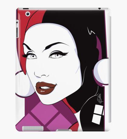 Female Super Villain iPad Case/Skin