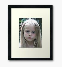 Sheer Beauty 2 Framed Print