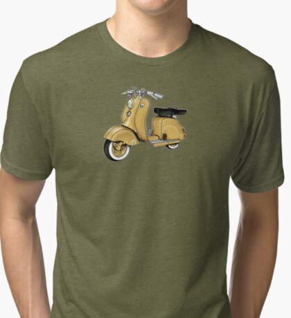 Scooter T-shirts Art: LD 150 - Original Color Tri-blend T-Shirt