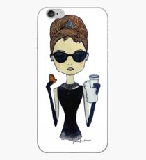 Audrey Hepburn, Breakfast at Tiffany's iPhone Case