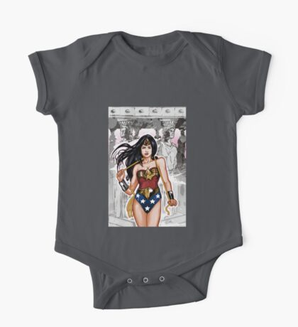 The Most Powerful Female Super Hero Kids Clothes