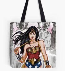 The Most Powerful Female Super Hero Tote Bag