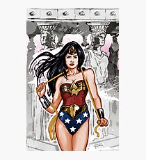 The Most Powerful Female Super Hero Photographic Print