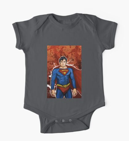 The Super Hero  Kids Clothes