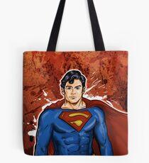 The Super Hero  Tote Bag