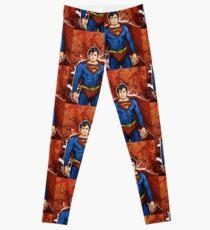 The Super Hero  Leggings