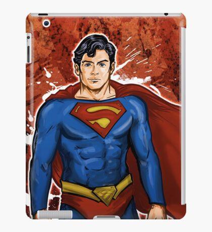 The Super Hero  iPad Case/Skin