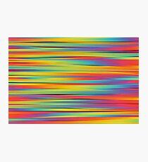 Rainbow Lights Photographic Print