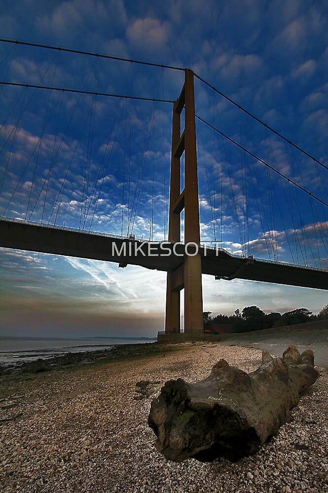 HUMBER BRIDGE by MIKESCOTT