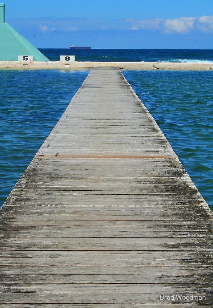 Walk On Water by Brad Woodman