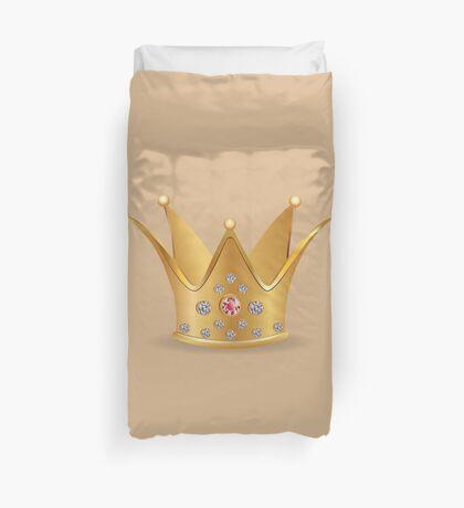 Goldene Krone 2 Bettbezug