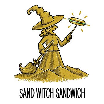 Sand Witch Sandwich V2 by c0y0te7