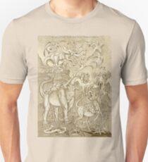 Bestiary of Strange Fauna of Lemuria Unisex T-Shirt