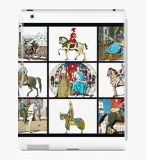 Medieval Romp iPad Case/Skin