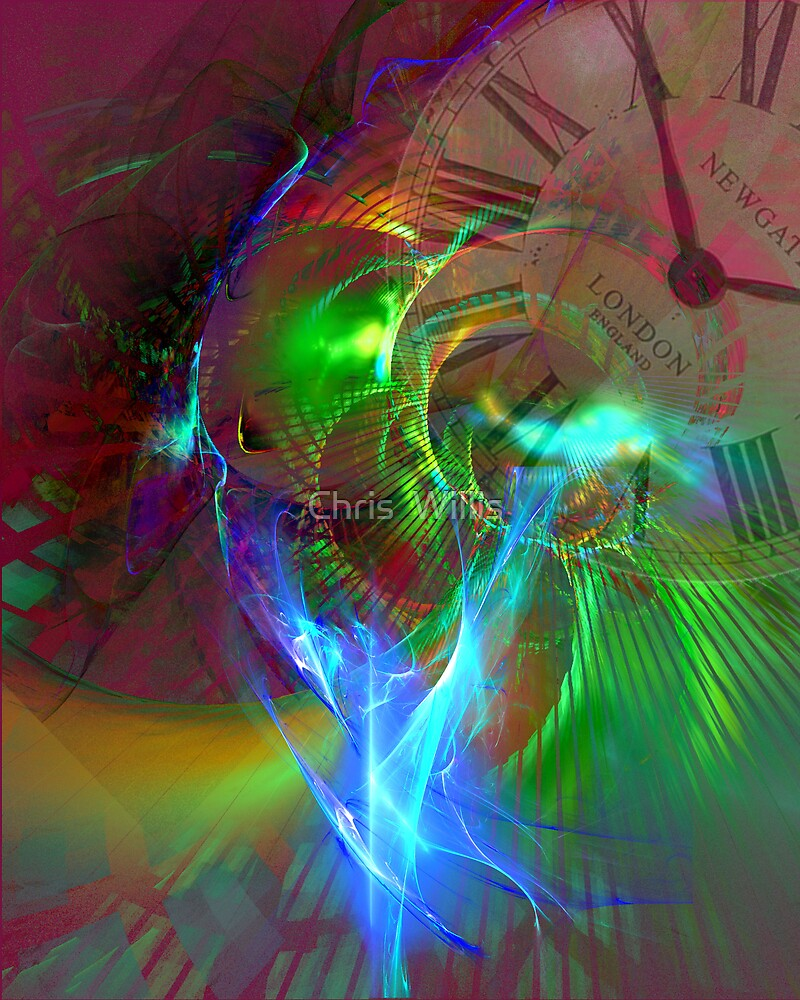 Time Flies by Chris  Willis