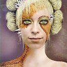 Alien [colour version] by Dominika Aniola