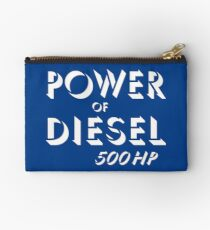Power of diesel Studio Pouch