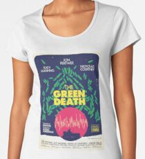The Green Death Women's Premium T-Shirt