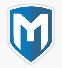 Metasploit Framework Logo Sticker