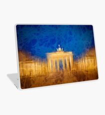 Modern Art BERLIN Brandenburg Gate Laptop Skin