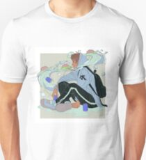 Slipping through your fingers Unisex T-Shirt