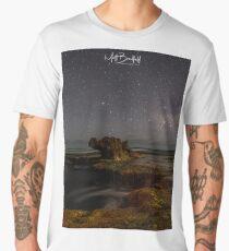 Dragon Head By Night Men's Premium T-Shirt