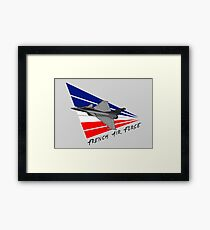 French Air Force Framed Print