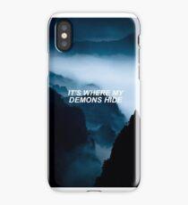 imagine dragons illustration iPhone Case/Skin