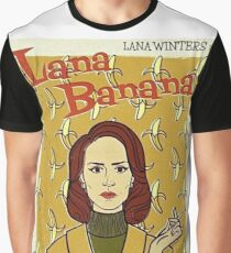 lana banana Graphic T-Shirt