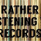 «I'd rather be listening to records» de Nicksmaldone