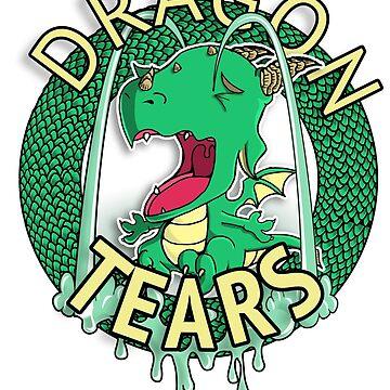 dragon tears by jamesf23