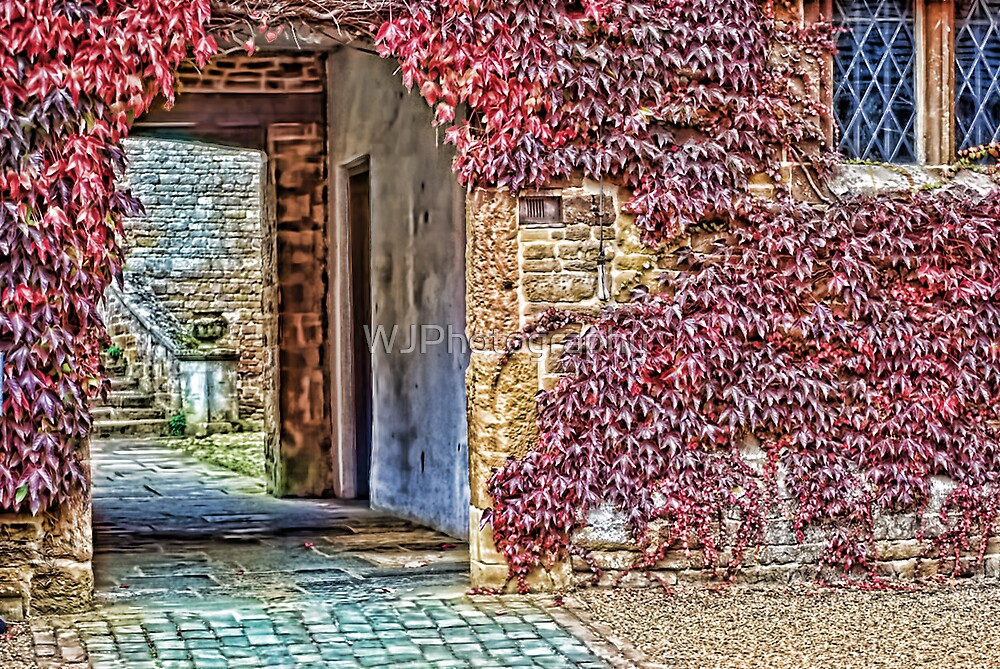 Entrance by WJPhotography